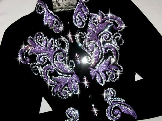 PURPLE MAJESTY! MAGNIFICENT BLING!