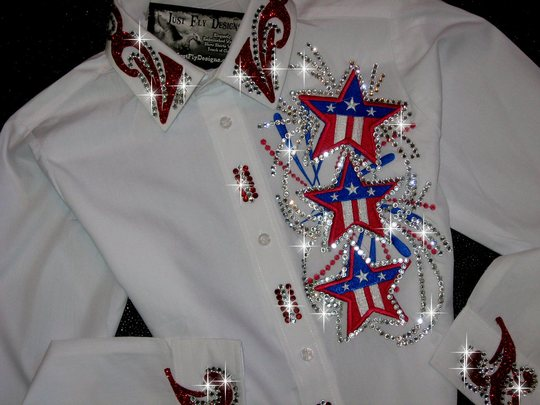 PATRIOTIC YOUTH! PRINCESS SASH DESIGN!
