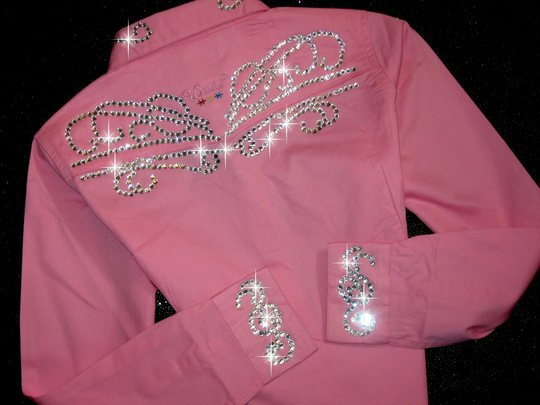 YOUTH! PRINCESS PINK PERFECTION! SIZE M