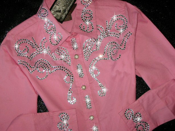 YOUTH! PRINCESS PINK PERFECTION! SIZE L