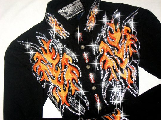 HOT!!! HOT!!! HOT!!!! JUST FLY ORIGINAL! MEGA BLING!!