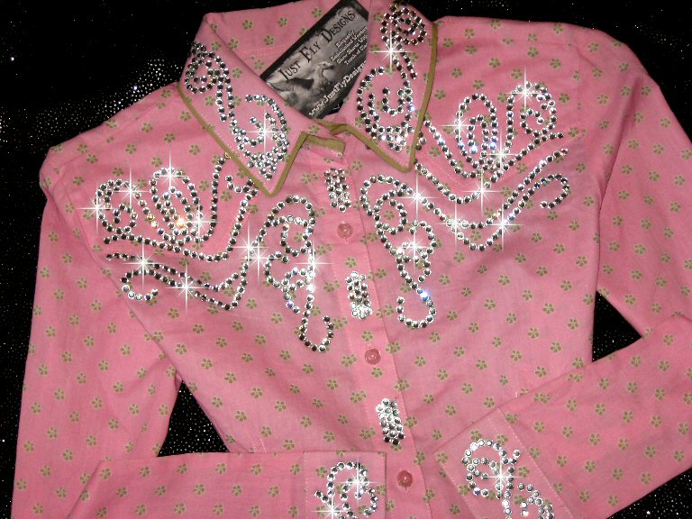 Youth Size! Sublime in Pink & Lime! Cruel Girl ! Large! Bling galore!