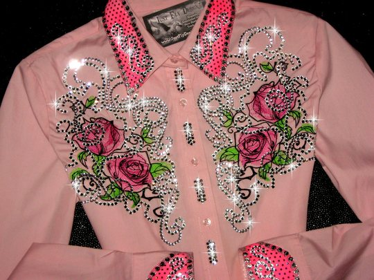 TETWP PERFECT! INTRICATE BLING!