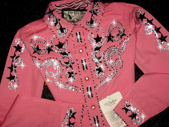 1 Stars Galore! Princess Perfect! Pink & Black!